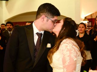 El matrimonio de Pamela y Juan 3