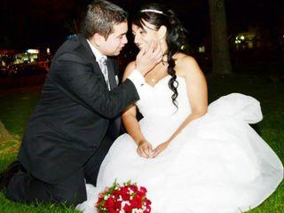 El matrimonio de Diane y Julio 1