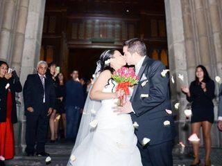 El matrimonio de Diane y Julio 3