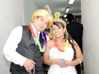 El matrimonio de Diane y Julio