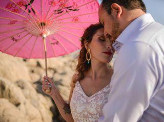 El matrimonio de Alejandra y Eduardo