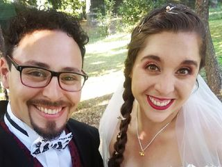 El matrimonio de Jocelyn  y Angelo 1