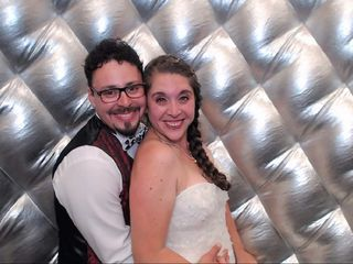 El matrimonio de Jocelyn  y Angelo