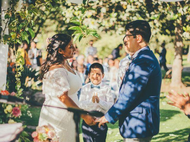 El matrimonio de Angélica y Guillermo