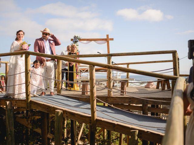 El matrimonio de Eduardo y Alejandra en El Tabo, San Antonio 14