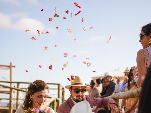 El matrimonio de Eduardo y Alejandra en El Tabo, San Antonio 15
