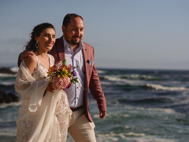 El matrimonio de Eduardo y Alejandra en El Tabo, San Antonio 19