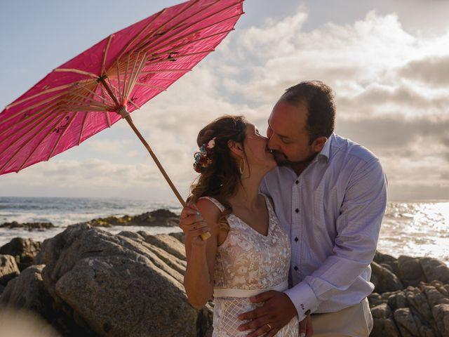 El matrimonio de Eduardo y Alejandra en El Tabo, San Antonio 23