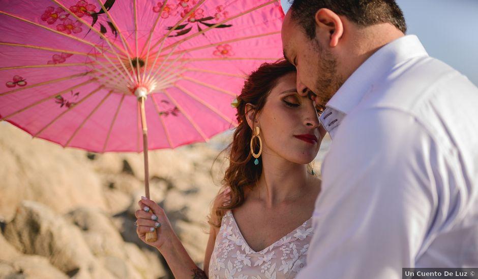 El matrimonio de Eduardo y Alejandra en El Tabo, San Antonio