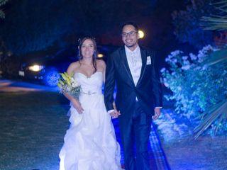 El matrimonio de Carla y Nicolás