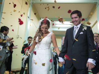 El matrimonio de Ale y Rorro