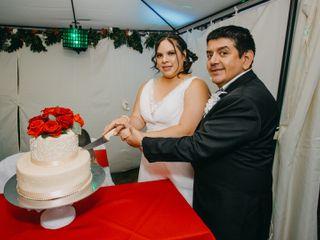 El matrimonio de Kelly y Holger