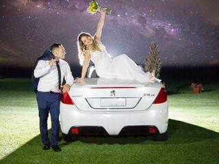 El matrimonio de Joselyn y Eric 1