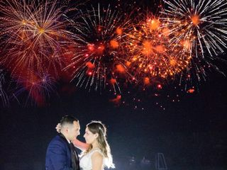 El matrimonio de Joselyn y Eric 2