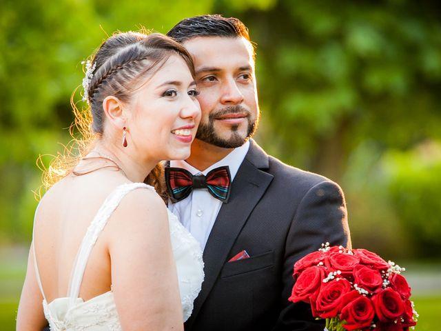 El matrimonio de Pamela y Sebastian