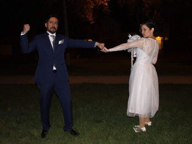 El matrimonio de Rocío  y Patricio