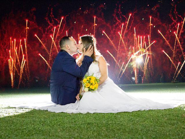 El matrimonio de Eric y Joselyn en Malloa, Cachapoal 9