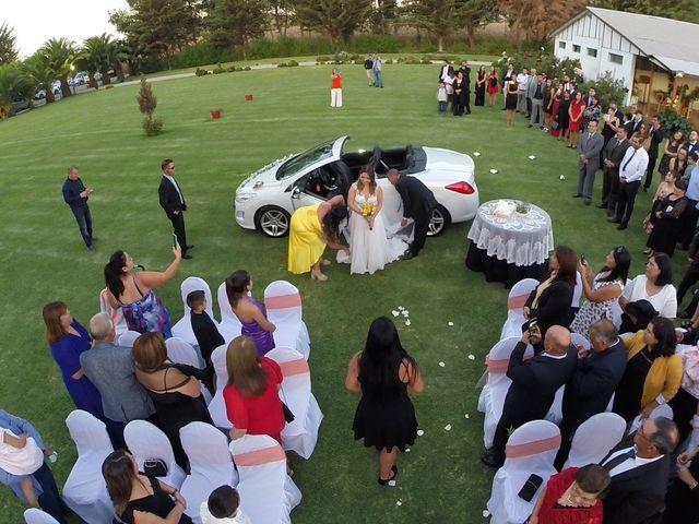 El matrimonio de Eric y Joselyn en Malloa, Cachapoal 16
