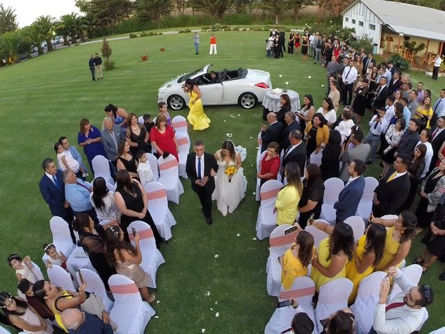 El matrimonio de Eric y Joselyn en Malloa, Cachapoal 17