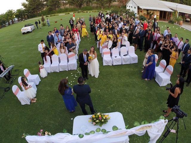 El matrimonio de Eric y Joselyn en Malloa, Cachapoal 18