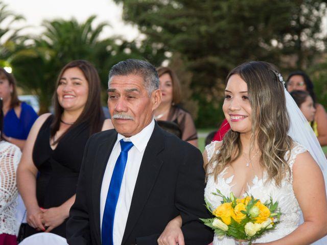 El matrimonio de Eric y Joselyn en Malloa, Cachapoal 32