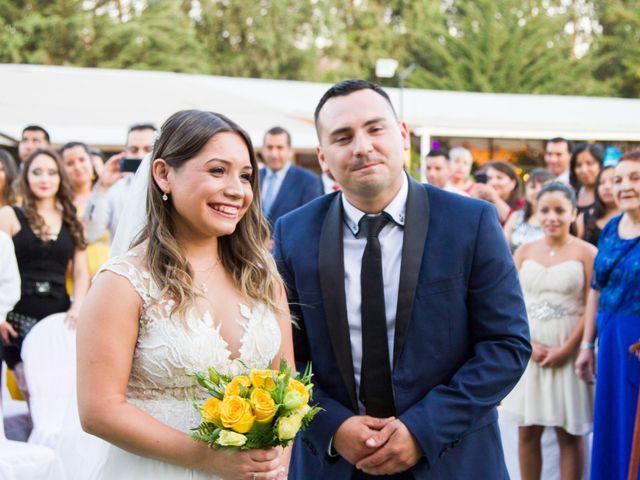 El matrimonio de Eric y Joselyn en Malloa, Cachapoal 33