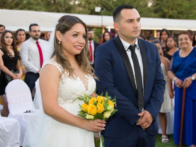 El matrimonio de Eric y Joselyn en Malloa, Cachapoal 34