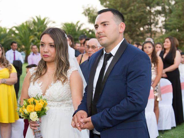 El matrimonio de Eric y Joselyn en Malloa, Cachapoal 40