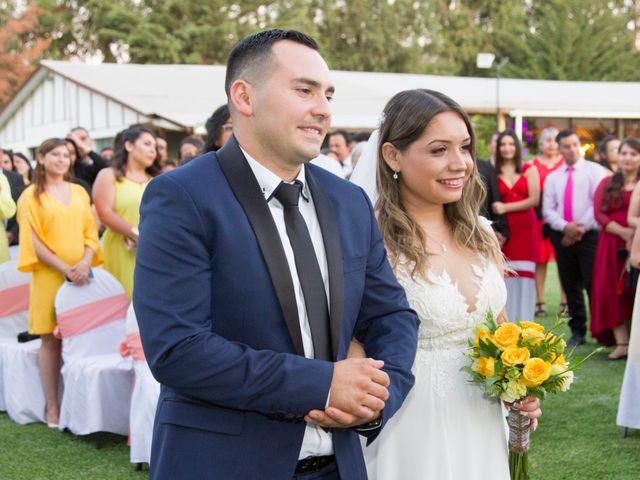 El matrimonio de Eric y Joselyn en Malloa, Cachapoal 43
