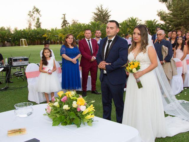 El matrimonio de Eric y Joselyn en Malloa, Cachapoal 45