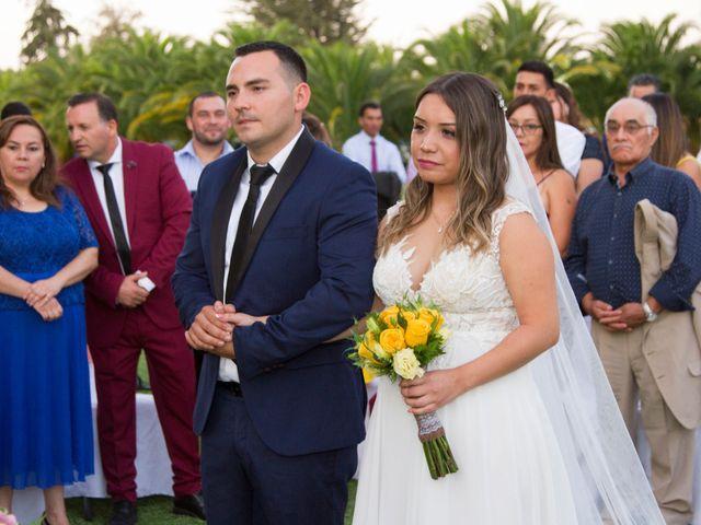 El matrimonio de Eric y Joselyn en Malloa, Cachapoal 47