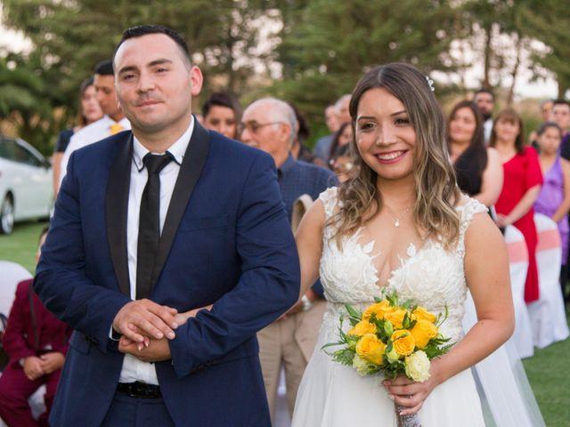 El matrimonio de Eric y Joselyn en Malloa, Cachapoal 50