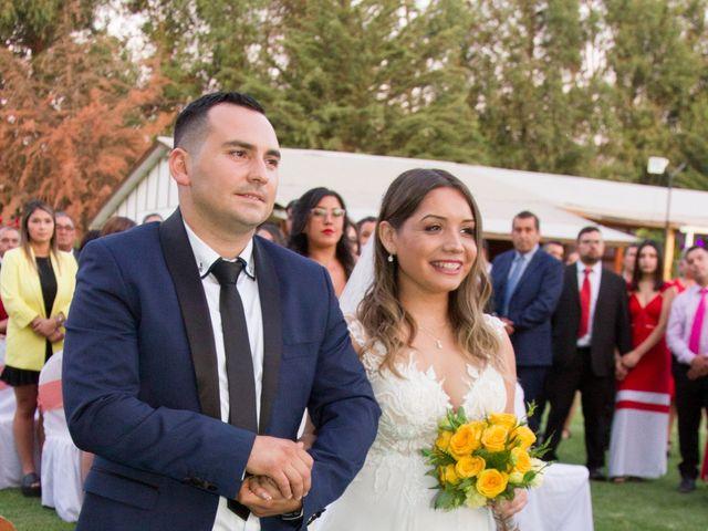 El matrimonio de Eric y Joselyn en Malloa, Cachapoal 51