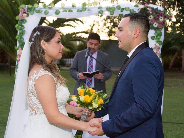 El matrimonio de Eric y Joselyn en Malloa, Cachapoal 52