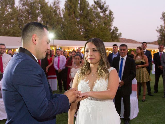 El matrimonio de Eric y Joselyn en Malloa, Cachapoal 58
