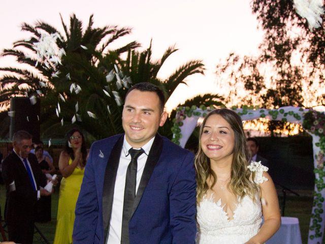 El matrimonio de Eric y Joselyn en Malloa, Cachapoal 63