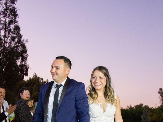 El matrimonio de Eric y Joselyn en Malloa, Cachapoal 64