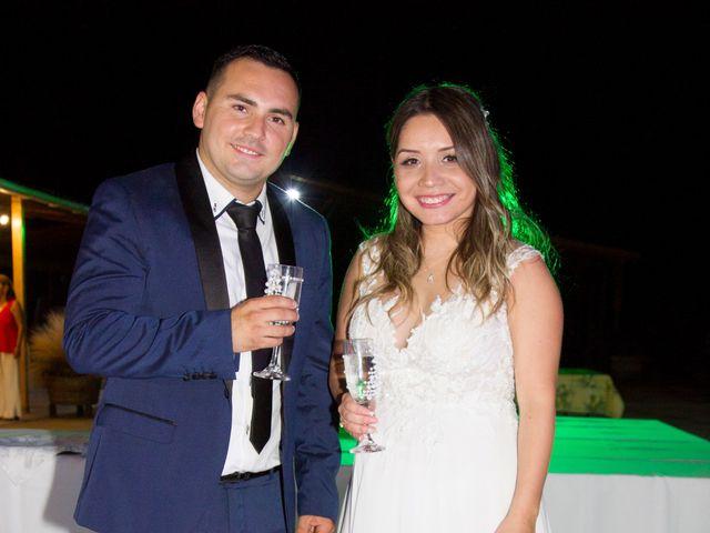 El matrimonio de Eric y Joselyn en Malloa, Cachapoal 66