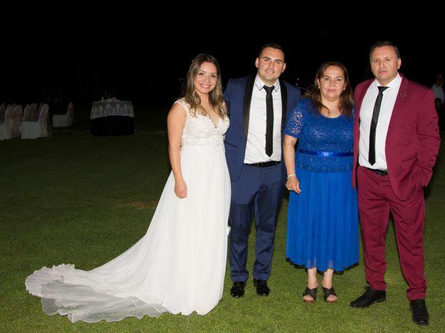 El matrimonio de Eric y Joselyn en Malloa, Cachapoal 86