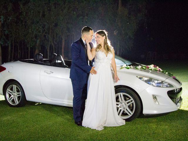 El matrimonio de Joselyn y Eric