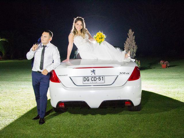 El matrimonio de Eric y Joselyn en Malloa, Cachapoal 105