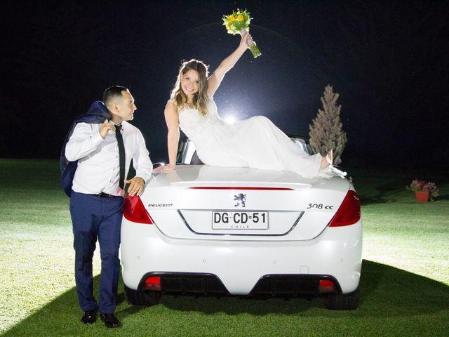 El matrimonio de Eric y Joselyn en Malloa, Cachapoal 106