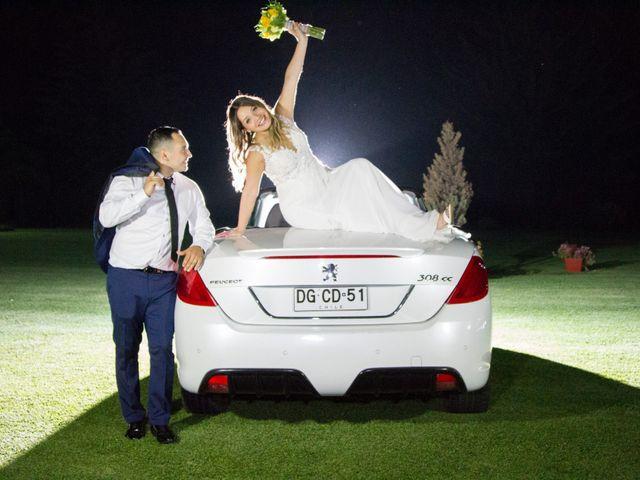 El matrimonio de Eric y Joselyn en Malloa, Cachapoal 107