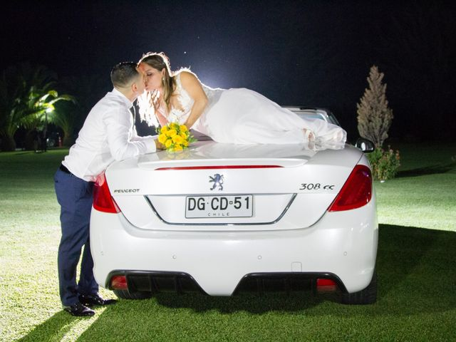 El matrimonio de Eric y Joselyn en Malloa, Cachapoal 111
