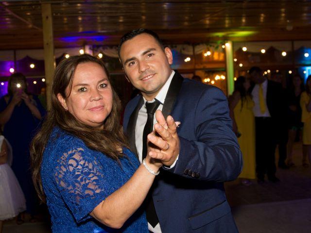 El matrimonio de Eric y Joselyn en Malloa, Cachapoal 129