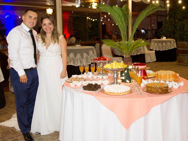 El matrimonio de Eric y Joselyn en Malloa, Cachapoal 142