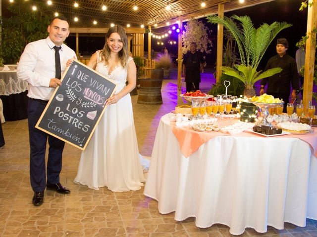 El matrimonio de Eric y Joselyn en Malloa, Cachapoal 146