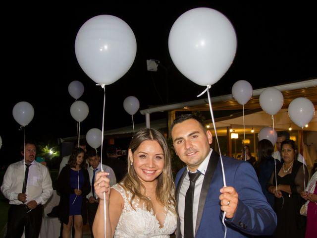 El matrimonio de Eric y Joselyn en Malloa, Cachapoal 151