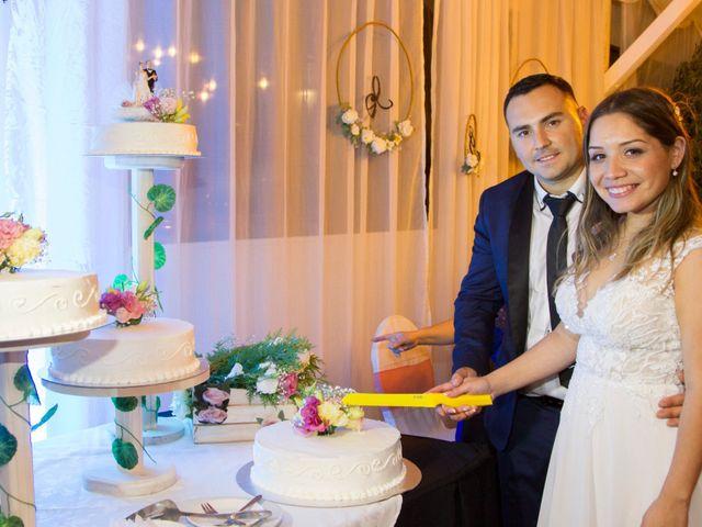 El matrimonio de Eric y Joselyn en Malloa, Cachapoal 153