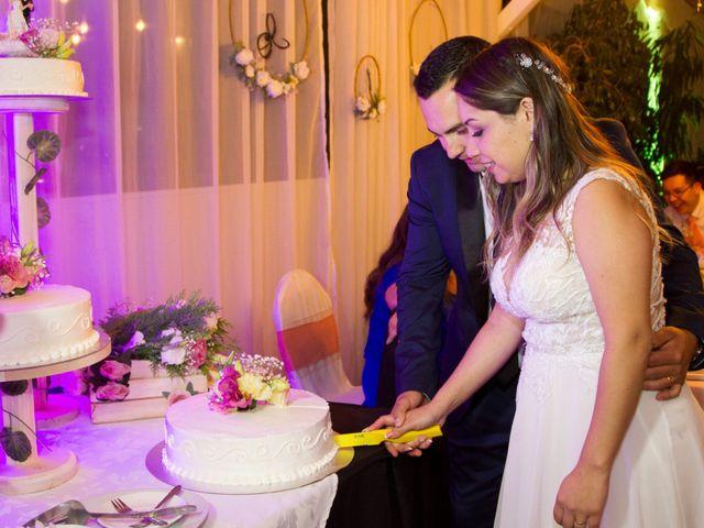 El matrimonio de Eric y Joselyn en Malloa, Cachapoal 154